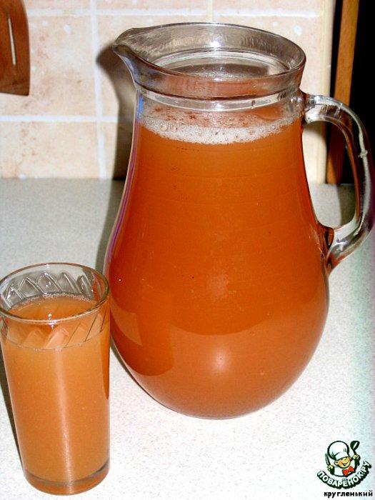 Как сделать сок яблочный дома