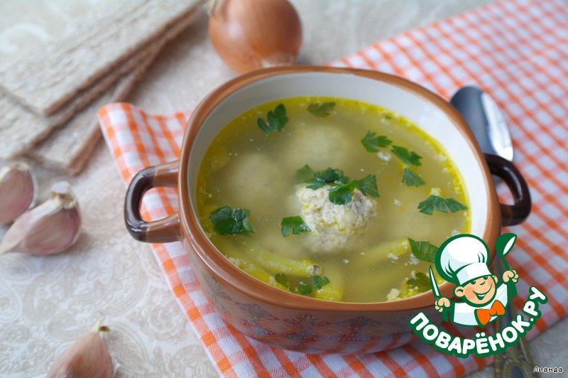 Капустный суп с фрикадельками рецепт 141
