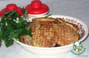 Готовим Вафельные бризольки домашний пошаговый рецепт приготовления с фото #2