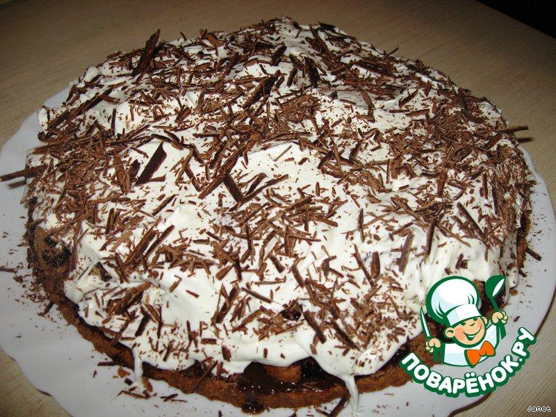 Рапсодия торт рецепт