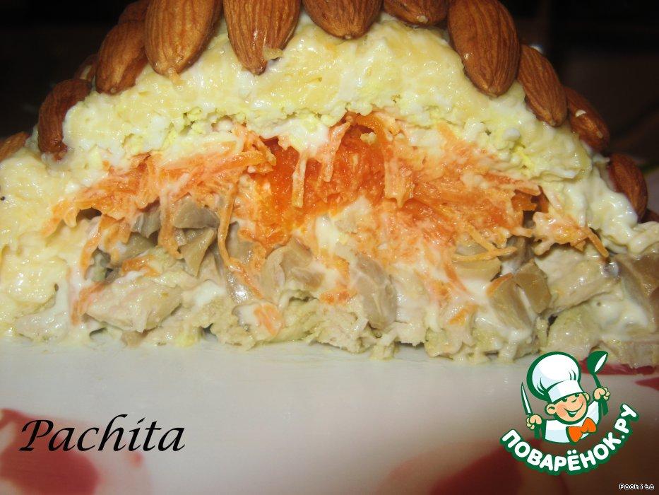 огурцы маринованные рецепт салат пошагово