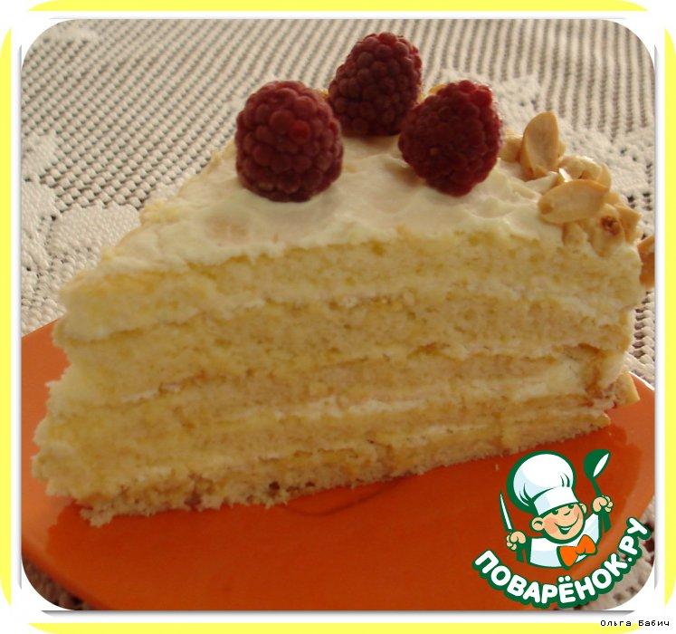 Рецепт торта молочная девочка форум