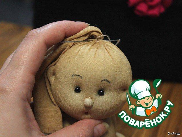 Поделка куклы мастер класс