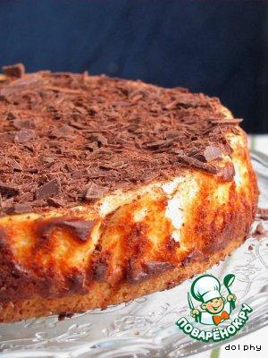 """Творожный торт """"МегаКокос"""