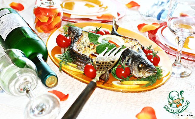 Сибас - калорийность, полезные свойства, приготовление ...