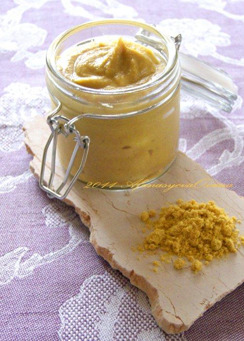 Как делать горчицу в домашних условиях рецепт