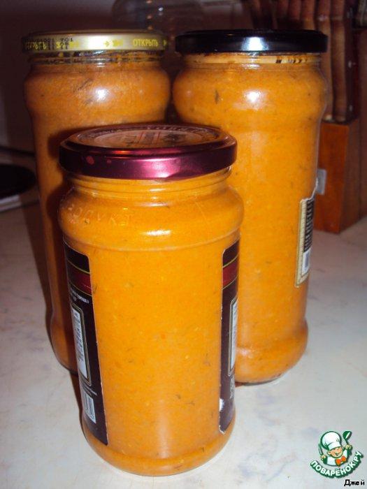 рецепт консервирования кабачковой икры с майонезом на 6 кг