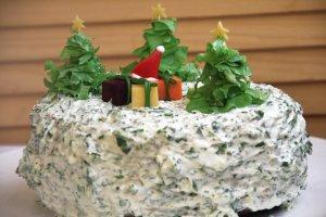 Ну очень вкусный и торжественный закусочный торт, который будет...