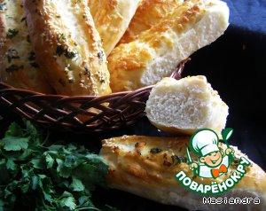 "Мини-багеты ""Скорый хлеб"""