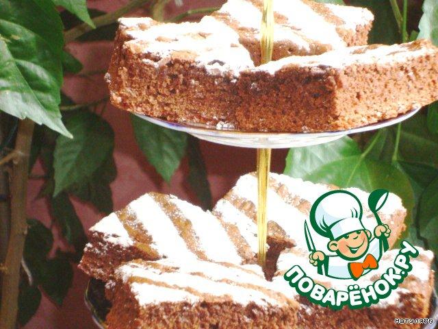 пирожное зебра рецепт с фотографиями