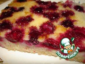 Готовим Пирог с ягодами вкусный рецепт приготовления с фотографиями пошагово #12