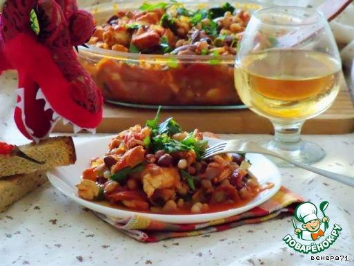 Блюдо из печени говядины пошаговый рецепт