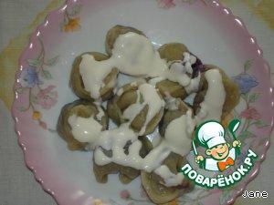 Зимние вареники вкусный рецепт приготовления с фото пошагово готовим #7