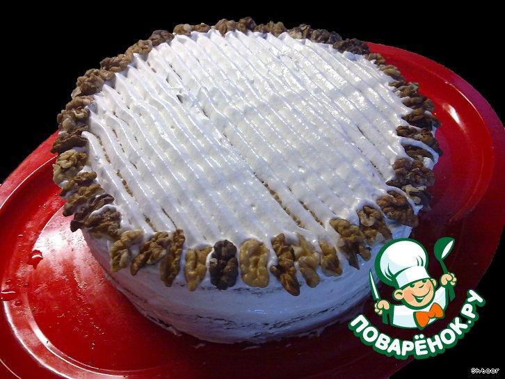 торт леди балтимор фото