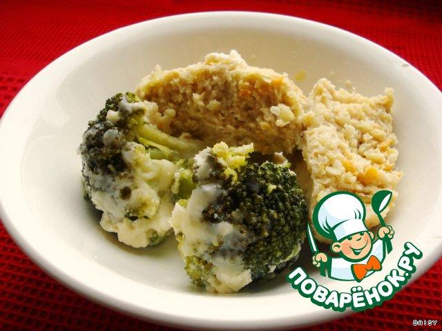брокколи рецепты приготовления на сковороде
