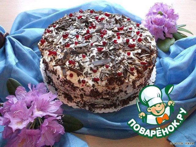 торт моцарт рецепт шоколадный