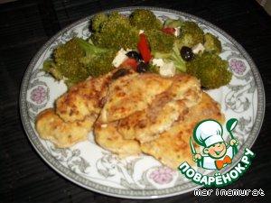Бризольки из филе индейки вкусный пошаговый рецепт с фотографиями #7
