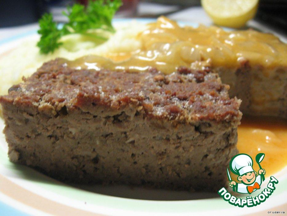 рецепт суфле из мяса как в садике рецепт