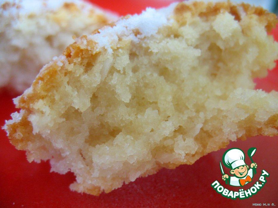 Кокосовые маффины рецепт с фото