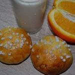 Булочки на апельсиновом соке