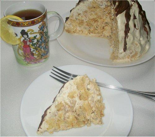 """Мой торт """"Панчо"""" – кулинарный рецепт"""