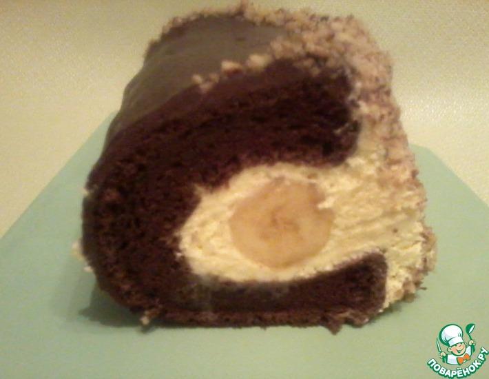 Торт Шоколадный Глаз