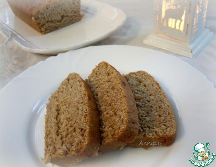 Рецепт: Пряничный хлеб