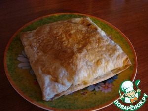 Temperature - 200 degrees, cooking time - 15-20 minutes.  Vkusnota! Juicy fish under a crispy crust... and nothing more)