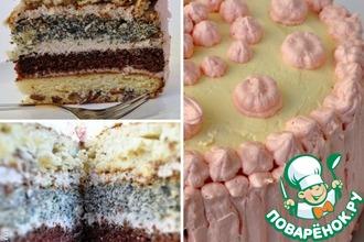 Рецепт: Торт к Дню Матери