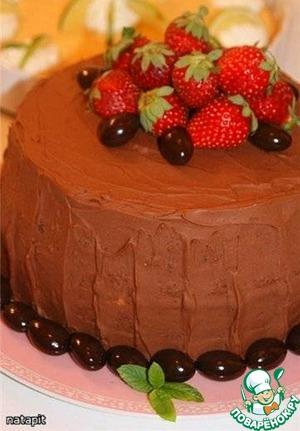 Рецепт Американский торт
