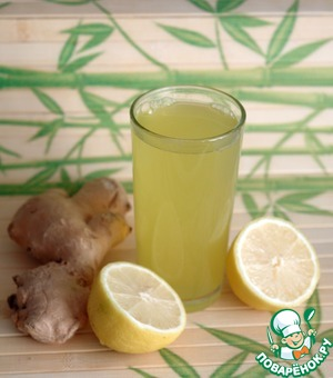 Now, thanks to products like lemon and honey and ginger, this lemonade is getting the drug.  For lovers of ginger is the best cure.