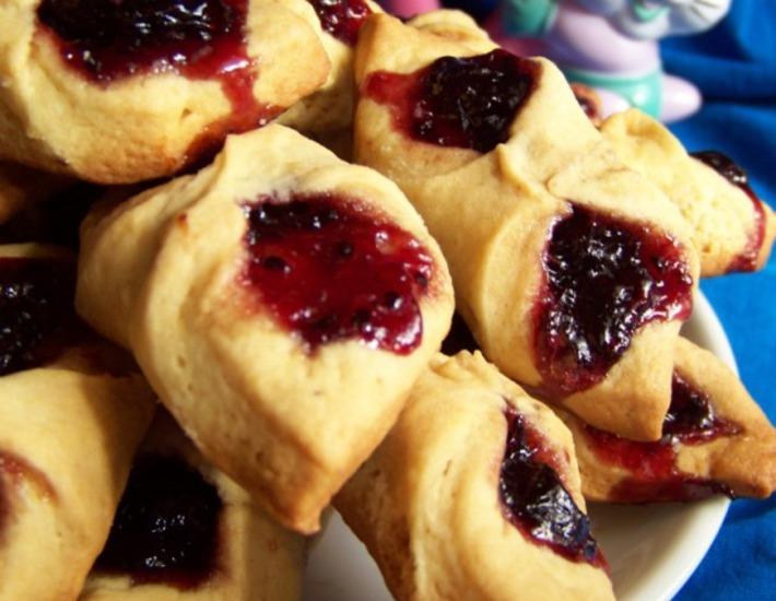 """Рецепт: Печенье  """"Ляля в одеяле"""""""