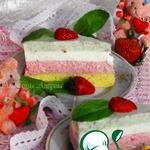 Торт Клубничное Мохито