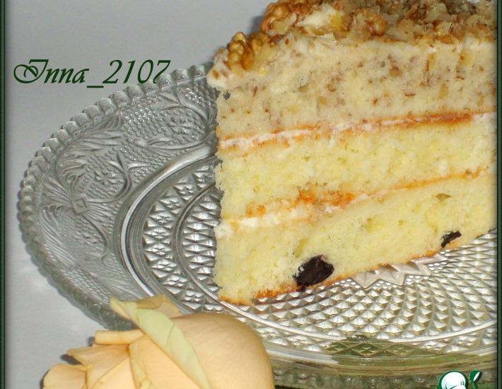 Рецепт: Министерский торт