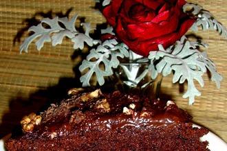 Рецепт: Торт Царица Савская