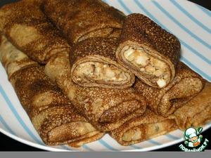 Lace pancakes
