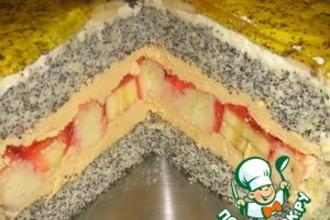 "Рецепт: Торт ""Бейжа"""