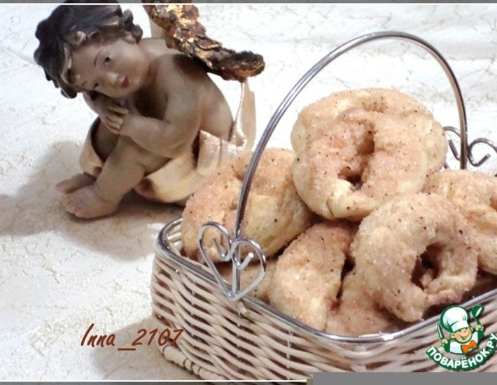 Рецепт: Быстрое печенье Торчетти