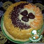 Торт Медовый месяц