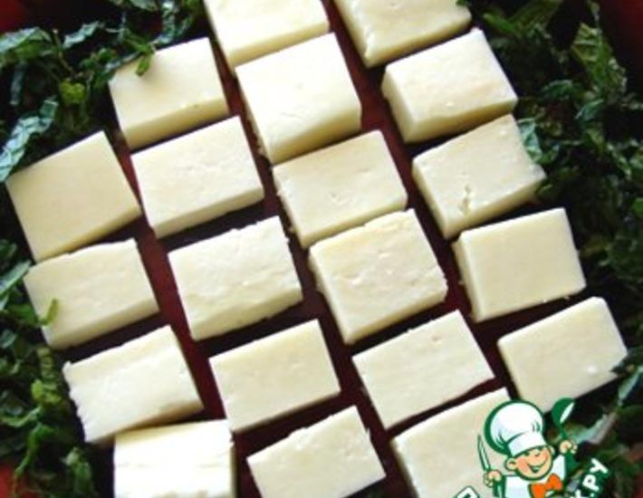 Рецепт: Домашний сыр Панир