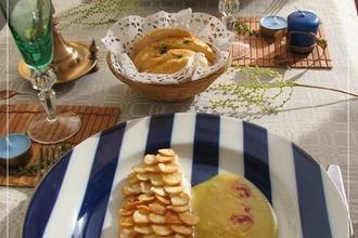 Рецепт: Тилапия под хрустящей картофельной чешуей