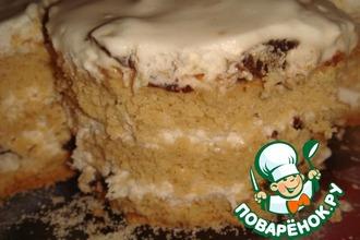 Рецепт: Мой самый любимый торт