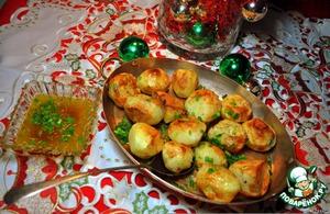 Potatoes crispy