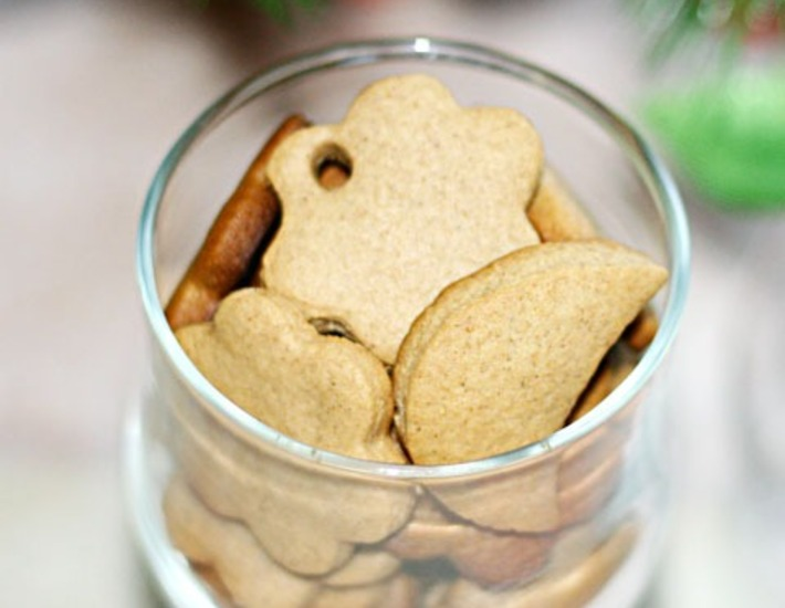 Рецепт: Имбирное печенье