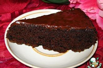 Рецепт: Сумасшедший пирог