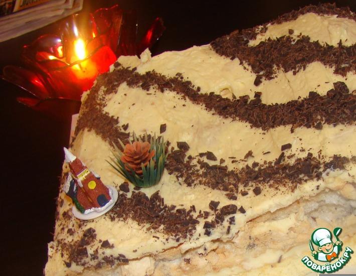 Рецепт: Торт-безе