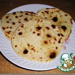 Индийские лепешки Чапати