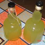Лимонный ликер Лимончелло