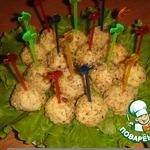 Сырные шарики Сюрприз