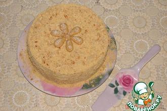 Рецепт: Торт Медовик по рецепту моей бабушки